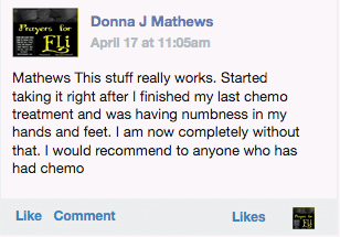 Donna Mathews customer review