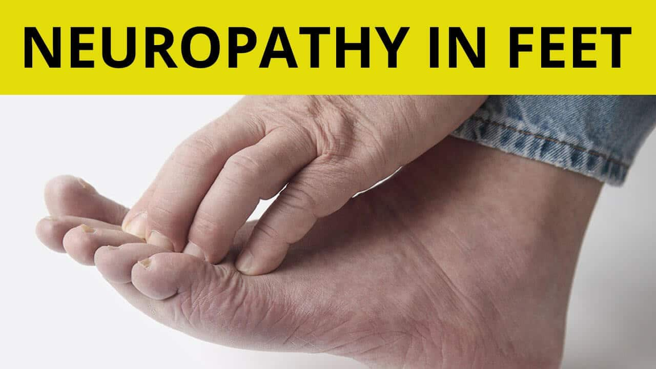 What Can Be Done For Neuropathy In The Feet?