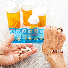 Some prescription drugs can help with neuropathic pain relief.