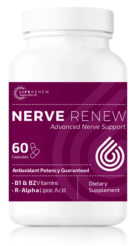 Nerve Renew is a popular supplement for nerve pain relief